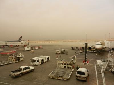 2011冬・ヨルダンの旅1