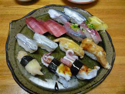 寿司はやっぱり 『湯島寿司』!!