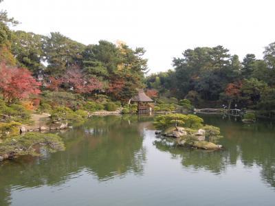 ステキ!広島の縮景園と県民美術館