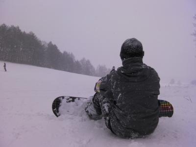 はじめての ★ 猪苗代スキー場 ★