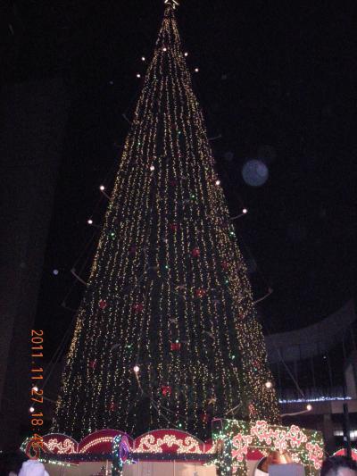 2011ドイツクリスマスマーケット大阪