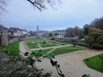 フランス 素敵いなか旅⑥ ~古き海の国の都~