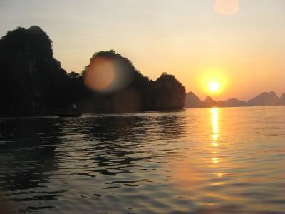 2011年12月 ベトナム 豪華ホテルとB級グルメの旅 その2/4 ハロン湾編