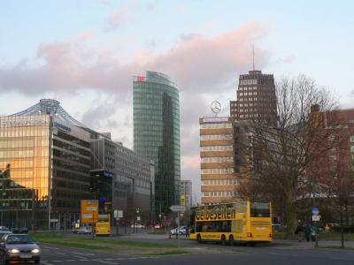 のほほん春の一人旅:ベルリン
