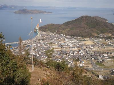 博智山登山