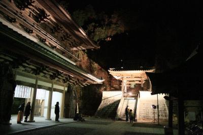 大窪寺除夜の鐘