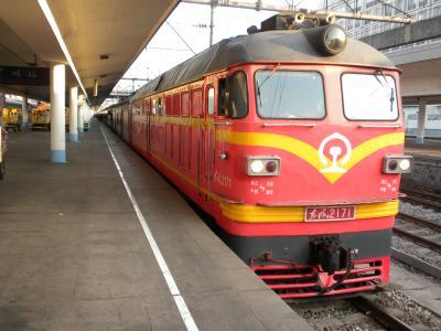 2010-11年越し エアアジアで行くクアラルンプール・広州・ハノイ・ホーチミン4日目(広州~南寧行き夜行列車車中泊)