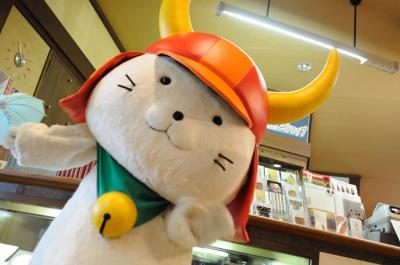 化け猫捕獲(彦根・滋賀県)