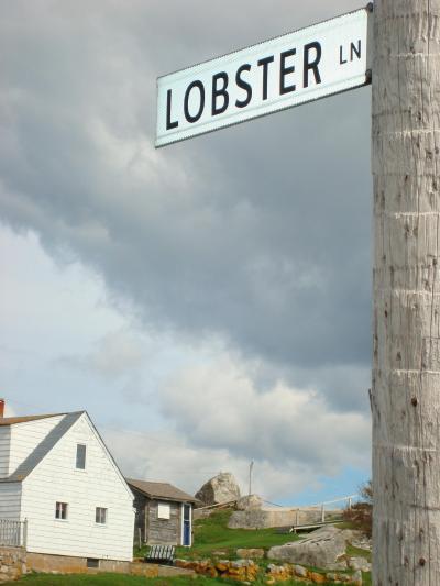 美しい街並みにうっとり・ロブスターに舌鼓 ニューイングランド、カナダクルーズ 6日目 のどかで美しい漁村でロブスターに舌鼓!