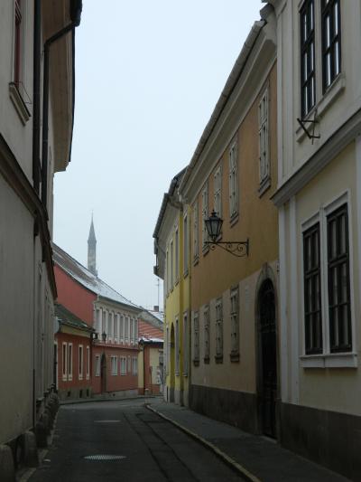 【ハンガリー】美味しいワインと温泉を求めて(2) エゲルの街とエゲル城