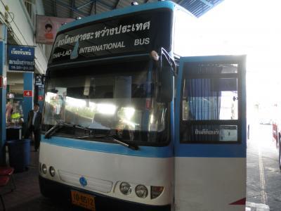 LCCとバスによる、ウドンターニー・ビエンチャン紀行
