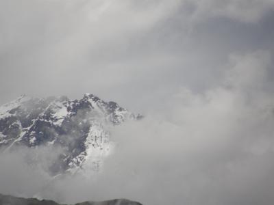 ペルー バックパッキング ⑧アンデス山脈横断 アバンカイ プッキオ