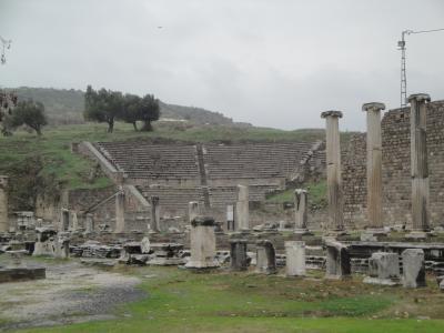 古代の医療センター アスクレピオン