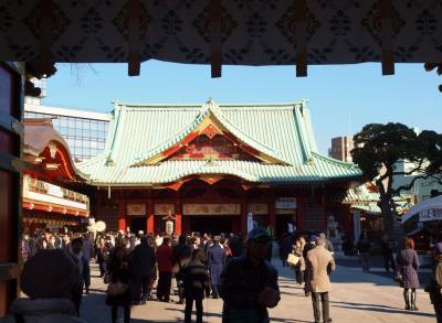 2012 神田明神 湯島の聖堂 初詣