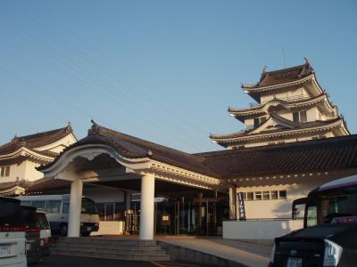 国民宿舎 湯浅城 2011