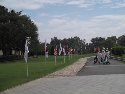 ベトナムゴルフ&カントリークラブ イーストコース  2012.1.1