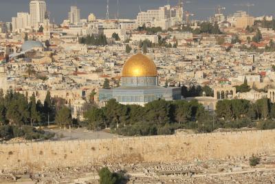イスラエルの旅(1)~エルサレムⅠ:オリーブ山~