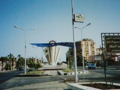 気ままにエジプトひとり旅 (4) スエズ