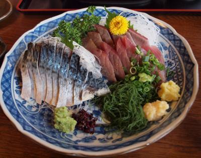 年末年始の伊豆旅行 片瀬白田にある燦(さん)さんで美味しいランチをいただきました。 2011年12月