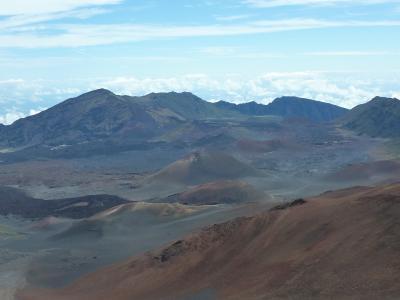 2011 ハワイ3島 家族旅行 6 【マウイ島・ハレアカラ】