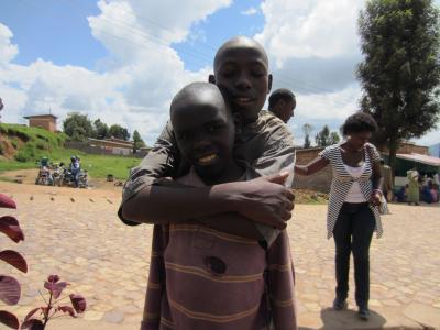幸せの国ルワンダ