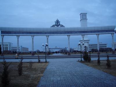 修行!冬季中央アジア紀行(4)ウズベキスタン(ウルゲンチ)