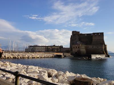 2012 おふたりのアマルフィ海岸・南イタリア6日間 その1