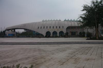 自貢恐竜博物館