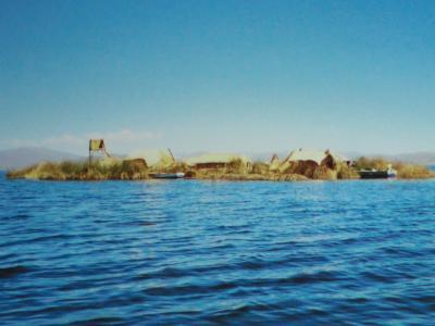 チチカカ湖をもとめて (3) プーノ
