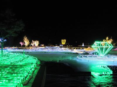 ☆2012☆安曇野のイルミネーション