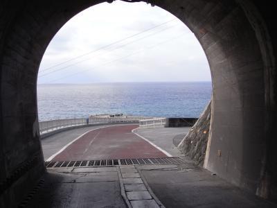 ヘリコプターで行く、青ヶ島 その1