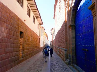 2011夏休み 初めてのペルー13日間周遊(9)クスコでの長い1日と帰国延期
