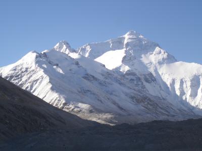 苦労して、でもハッピーエンドのチベット側エベレストベースキャンプ物語