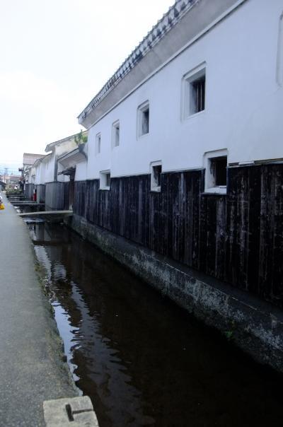 鳥取・島根の旅2011②【米子&倉吉の町並み他】