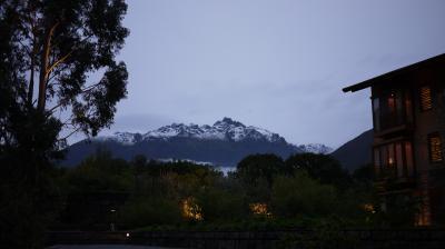 天空の都市と天空の鏡に逢いに8年ぶりの南米へ!! ③ウルバンバ川沿いの高級ホテル、ダンボ・デル・インカ
