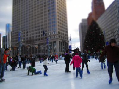 2012 デトロイトのスケートリンク