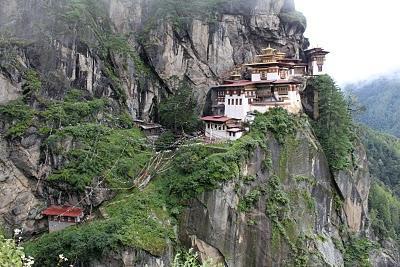 ブータン旅行記2 パワースポット