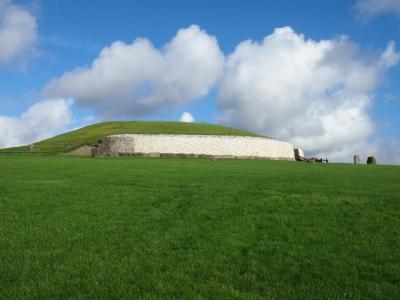 イギリス、アイルランド、フランス崖巡り一人旅(3)ダブリンは駆け足で