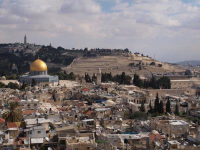 *jerusalem* 聖地巡礼