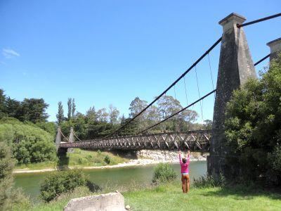 2012年新年 ニュージーランド大自然へ再び::12/28(Day6):サザンシーニックルート キュリオベイ→テアナウ