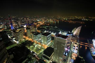 2011年 横浜で二人の忘年会♪
