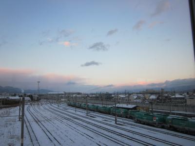 お正月は軽井沢