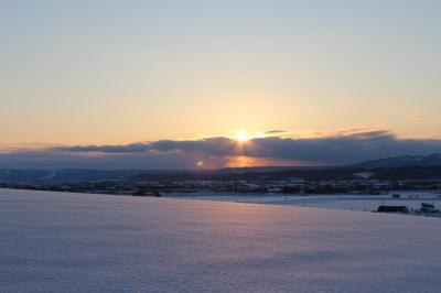 冬の北海道2012(名寄・母子里・美深・音威子府1.19)