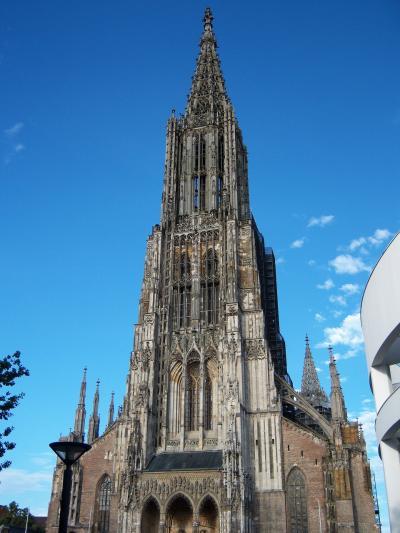 ドイツの観光街道を行く その2 オーバーシュヴァーベン・バロック街道