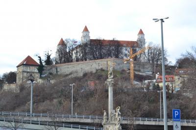中央ヨーロッパ5か国のクリスマスマーケットを訪ねて(その4)ブラチスラバ