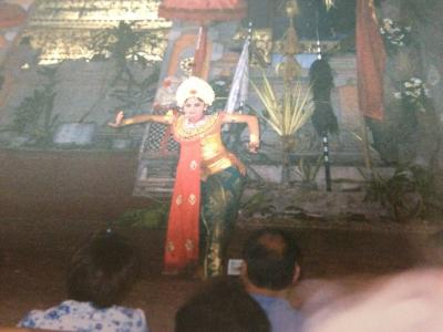 2001年10月/バリ島