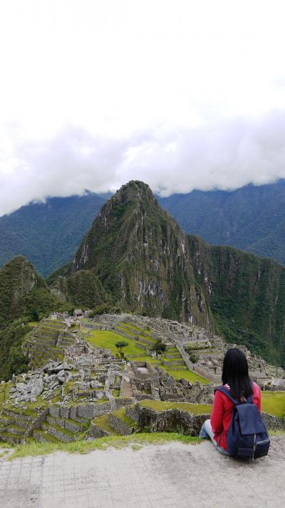 天空の都市と天空の鏡に逢いに8年ぶりの南米へ!! ⑤ついに逢った!!天空都市マチュピチュ≪定番コース前半≫