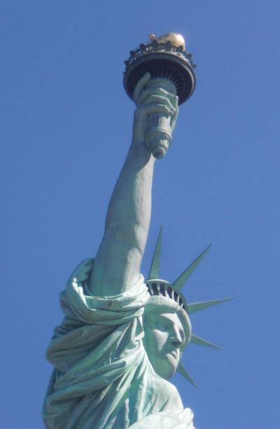 ニューヨークを巡る  ~ 生まれて初めて訪れるアメリカの旅 ~ 4 リバティー島上陸 (2日目)