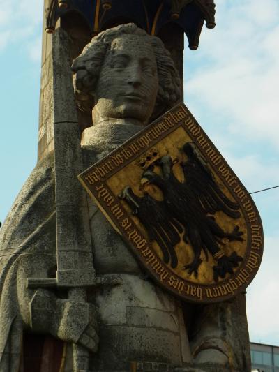 ローラント像を探しに。