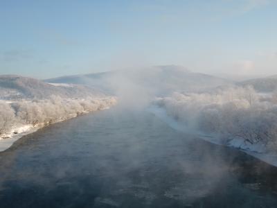 冬の北海道2012(サンピラー!!!)